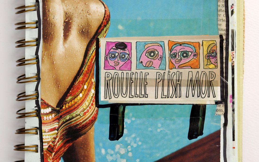 Swimming Pool / Scrapbook I