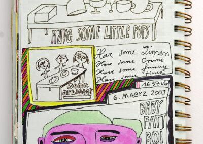 Baby Fatt Boi / Scrapbook 1