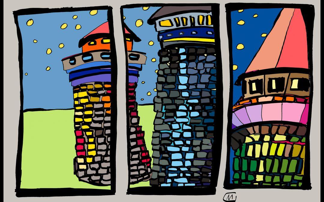 Nuremberg Triple